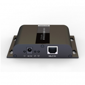 4Kx2K HDbitT HDMI Extender over cat5e/6 120m/150m with IR and multiple receivers supported