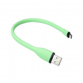 USB Cable High Speed Durable Micro Charging sync Data Cable Cord For Android/Samsung/HTC/LG - Green