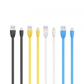 Fashion Colourful Apple Lightning to USB Cable for iPhone 6s 6 Plus 5s 5c 5 iPad Pro Air 2