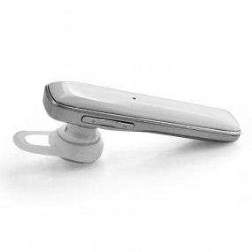 Mini Wireless Bluetooth Handsfree Headset Earphone for for Smartphone White