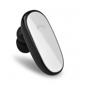 Small size fashion wireless Bluetooth headset for iPhone and Other Smartphones - White