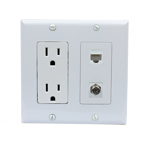Ethernet Over Power Outlet