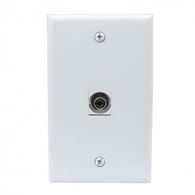 Brand new 1 Toslink Digital Audio Port Wall Plate Decorative