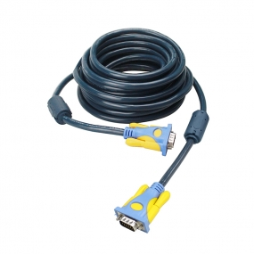12FT 4M VGA Cable For SVGA VGA Video Monitor Cable for TV Computer