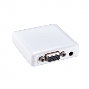 VGA TO HDMI Converter for HDMI signal HD monitor or projector
