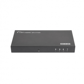 Ultra HD HDMI 1.4 Splitter 1 in 4 out Amplified Powered Splitter Support Full 4Kx2K 1080P 3D Mode