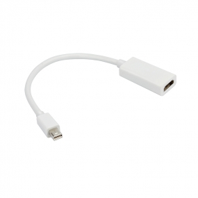 Mini DisplayPort to HDMI Adapter Cable Converter for MacBook Air and Other Devices with Mini DP