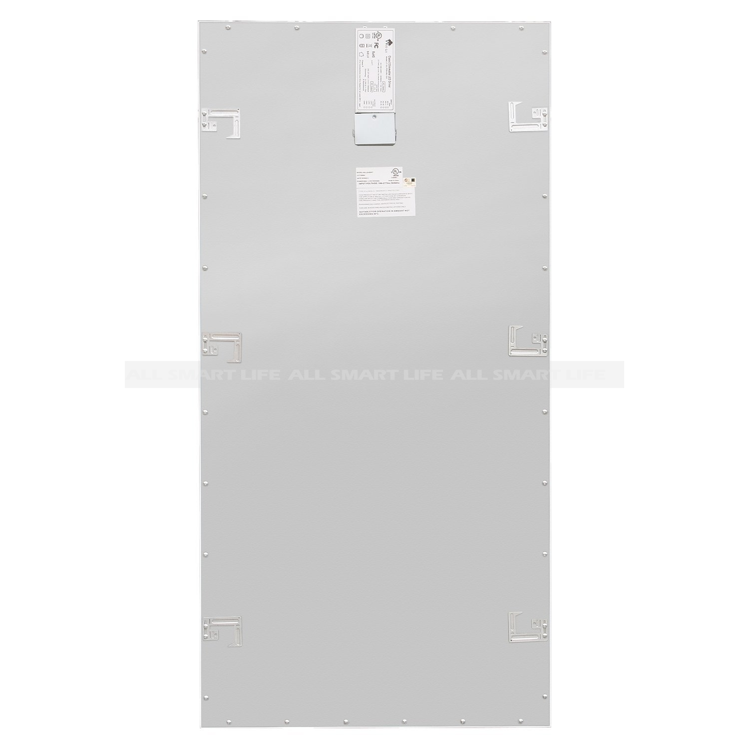 Led Flat Panel Light 2x4 Allsmartlife Fixture 10v Dimmer Wiring Diagram 60w Dimmable 4000kbright White 0 6215lumens 100 277vac Dlc Qualified And